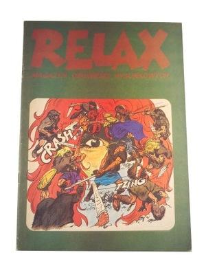 RELAX nr. 22 1978 r. wyd. I stan kolekcjonerski.