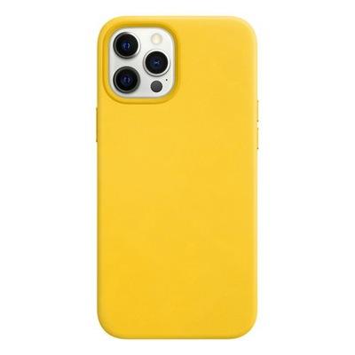 ECO Leather skórzane Etui Case iPhone 12 Pro Max
