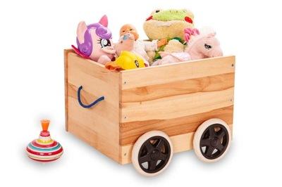 коробка ?? игрушки ?????????? на колесах для детей