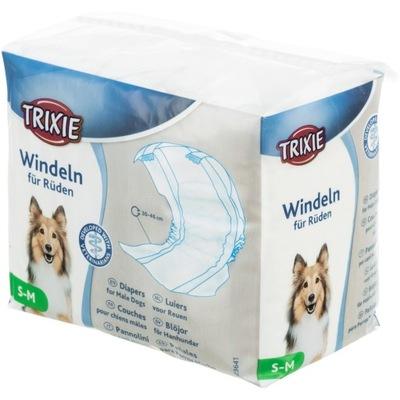 TRIXIE Pieluchy dla psa S-M TX-23641