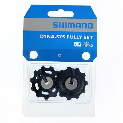 Kółeczka przerzutki Shimano XT RD-M773