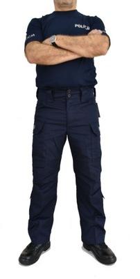 брюки ??? мундира ćwiczebnego Полиции, рост 168