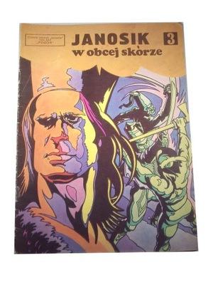 JANOSIK 3 W OBCEJ SKÓRZE r. 1974