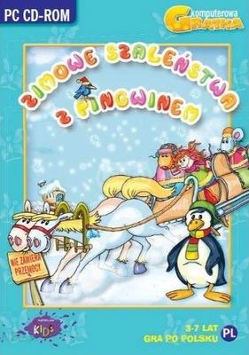 Komputerowa GRATKA : Zimowe Szaleństwa z Pingwinem