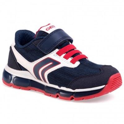 Buty GEOX ANDROID dziecięce sportowe świecące 24