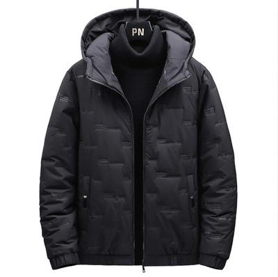 Zagęszczona bawełniana kurtka, rozmiar M-5XL