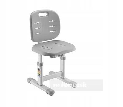 Regulowane krzesełko dziecięce SST2 Grey