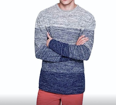 PEPE JEANS sweter DEAN r. M/L
