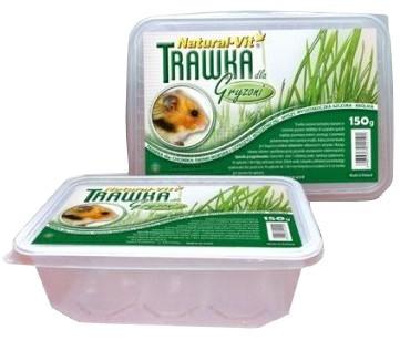 Natural Vit Trawka dla gryzoni 150g