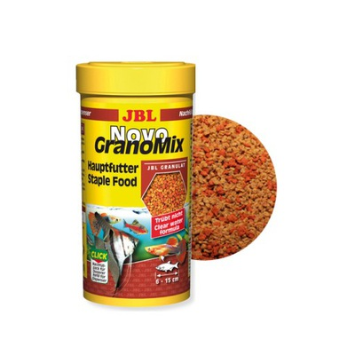 JBL NovoGranoMix корм для аквариумных рыб, 100 мл