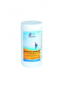 Chemoform Aktívny Kyslík-tablety 20 g 3 KG bazén