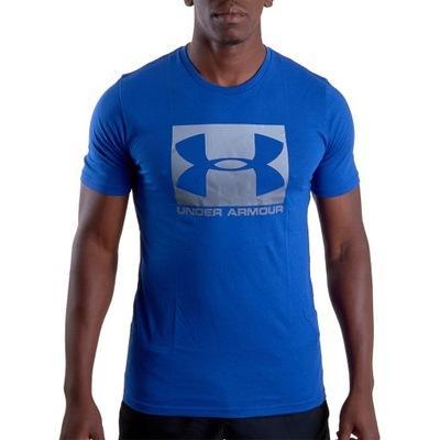 Koszulka Męska UNDER ARMOUR Sportowa Bawełniana L