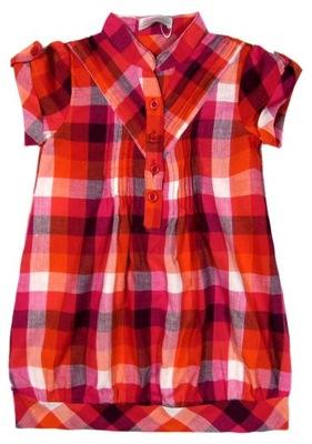 Dziewczęca koszula w kratkę 9 10lat,140 Vinted