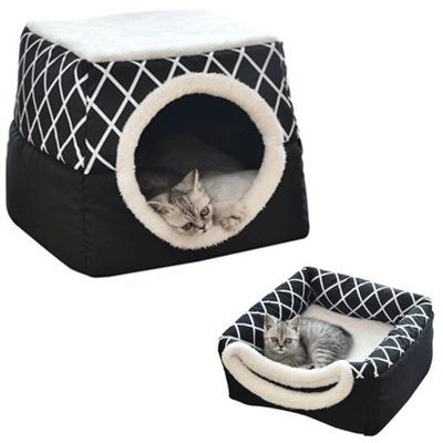 Мягкие кровать кота кровать собака L (35x33x30cm)