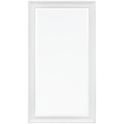 Zrkadlo pre Zavesenie na Biely Ramenné 133,5 x 74 cm