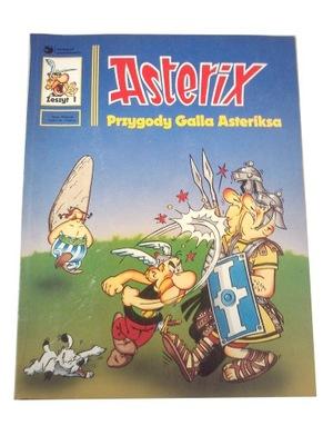 PRZYGODY GALA ASTERIKSA 1/1990