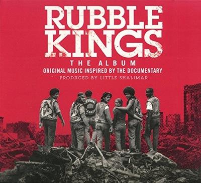 Rubble Kings the Album Deluxe Gatefold 2lp+Mp3 Win