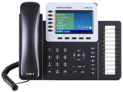 Telefon sekretarski VOIP Grandstream GXP2160 BLF