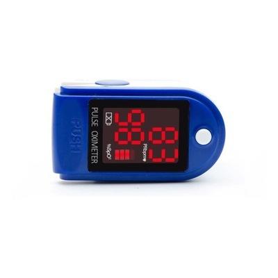 Pulsoksymetr napalcowy Contec CMS50DL lekki