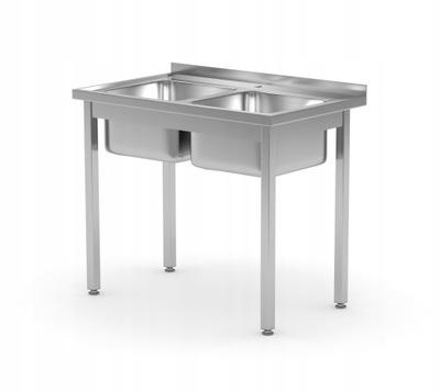 стол с zlewami витая разм 1000x600x(H)850 мм