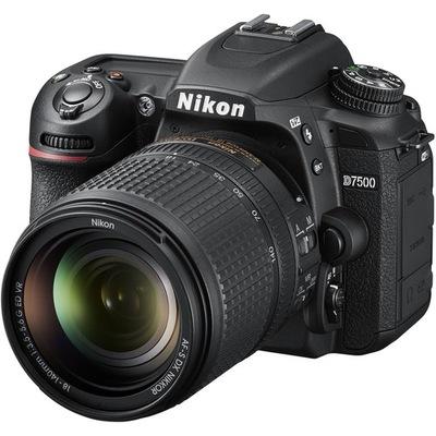 Nikon D7500 + AF-S DX 18-140 mm f/3.5-5.6 G ED VR