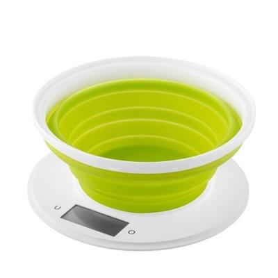 ??? Кухонная электронная пластиковая чаша с