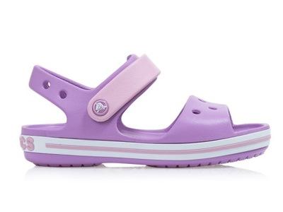 Sandałki Crocs Crocband Sandal 12856-5PR -33/34