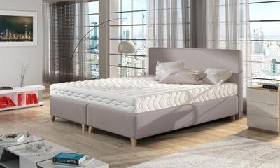 Łóżko Tapicerowane DINO 180x200 dwa pojemniki
