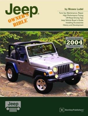 Jeep CJ Wrangler Cherokee +Grand biblia posiadacza