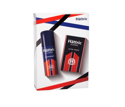комплект Hattric Классический Дезодорант 150мл + ash 100м