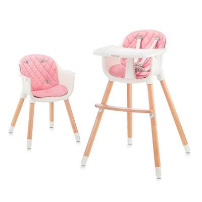 Krzesełko do karmienia Baby Tiger TINI 2w1