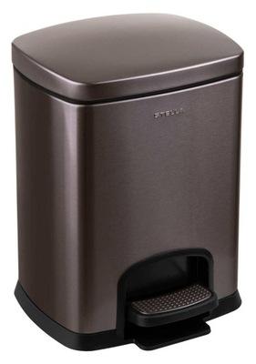 Kontajner odpadu bin 5L black STELLA 20.20305-B