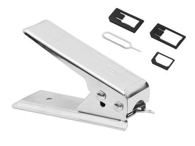 Wycinarka kart SIM BLOW adaptery micro nano SIM