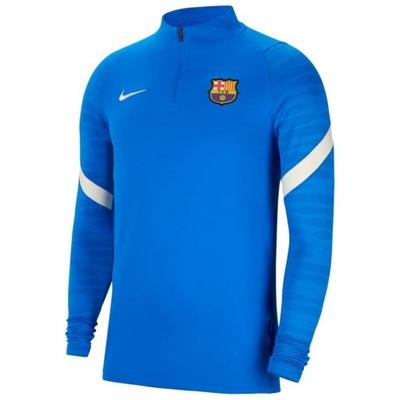 Koszulka Nike FC Barcelona Strike Drill CW1736 430