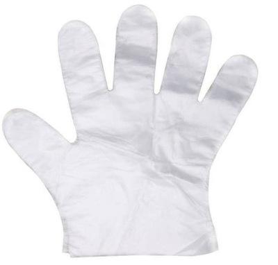 перчатки из ФОЛЬГИ 100 штук размер L