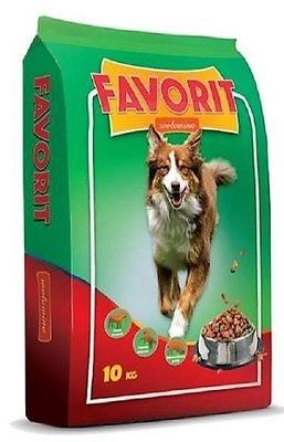 FAVORIT корм для собак с говядиной 20 кг