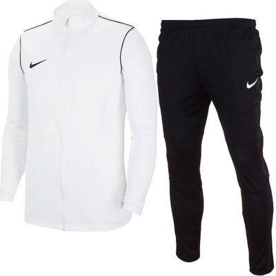 Dres Nike Dry Park 20 komplet męski biały r S