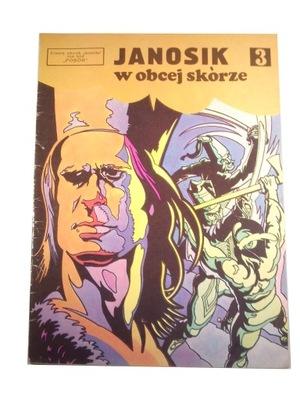 JANOSIK 3 W OBCEJ SKÓRZE 1974 r.