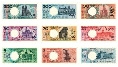 k16 Banknot y miasta polskie nieobiegowe, kopie