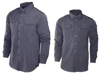 Texar Koszula Wojskowa Taktyczna 4-Way Grey r.L