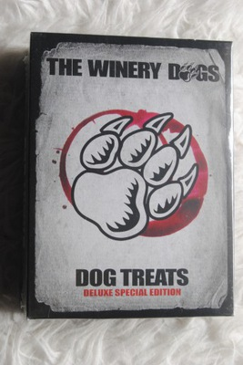 The Winery Dogs * Dog Treats /2CD DVD Nowy