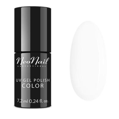 Neonail Lakier Hybrydowy 7,2 ml - French White