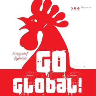 Go global! Wywiady. Audiobook MP3