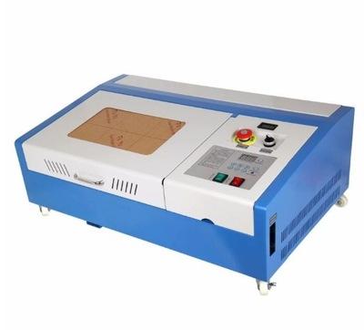 Плоттер лазерный СО2 40W цифровой + Corel Laser