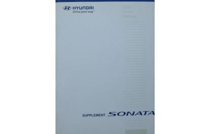 HYUNDAI SONATA IV КНИЖКА РЕМОНТА SONATA 05-08 CRDI