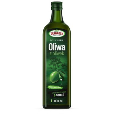 Targroch оливковое масло оливковое  экстракласс 1л