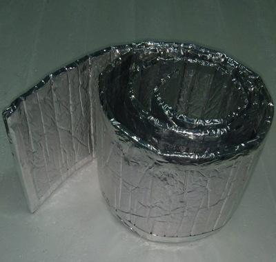 Aluthermo Quattro ремни оклеены под жалюзи 25 см
