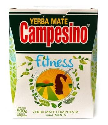 Yerba Mate Campesino FITNESS 500g hierbas 0,5 kg