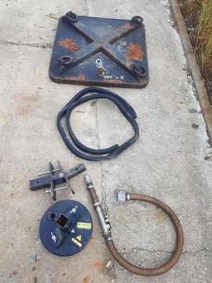 Chwytak próżniowy manipulator pneumatyczny