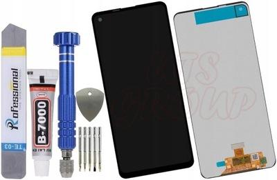 Wyświetlacz LCD Ekran Dotyk Samsung A21S 2020 A217